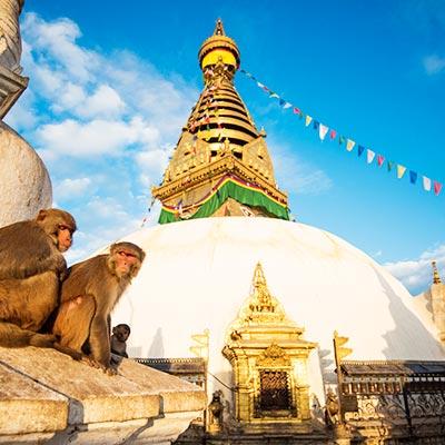 Kathmandu, Himalayas & Tibet