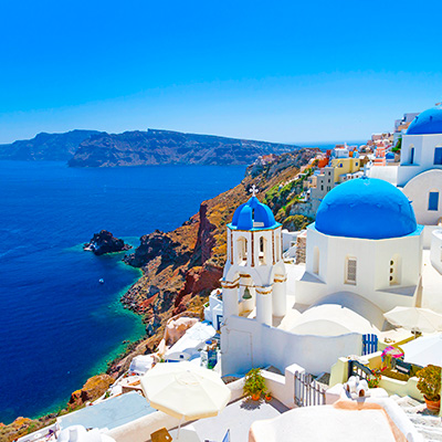 Athens & Cyclades Island Hopping